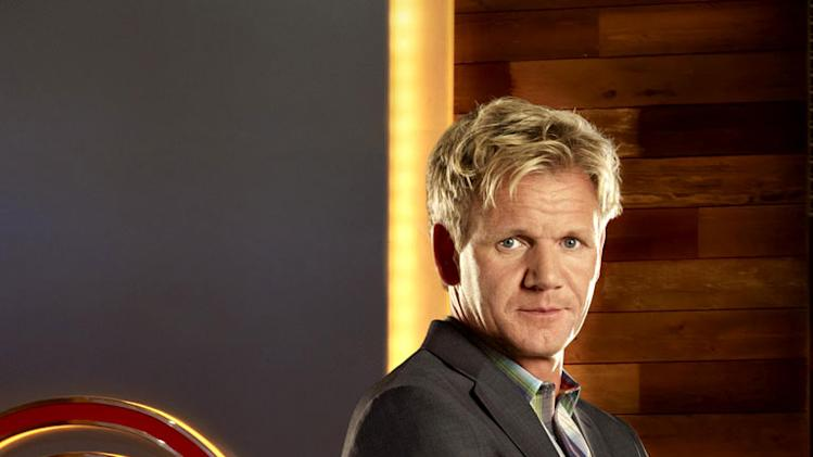 "Chef Gordon Ramsay is a judge on ""Masterchef."""