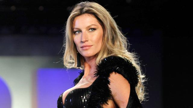 Gisele Bundchen is World's Highest-Paid Model