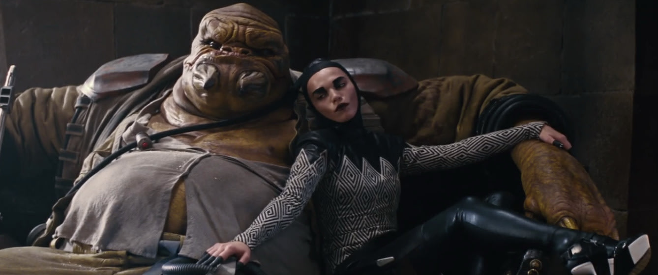 'Star Wars' fans just got floored with a colossal surprise video