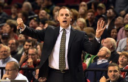 Pacers' unity a welcome plus for coach Vogel
