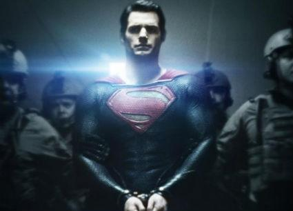 'Man of Steel': Why Superman In Handcuffs Is... Promising