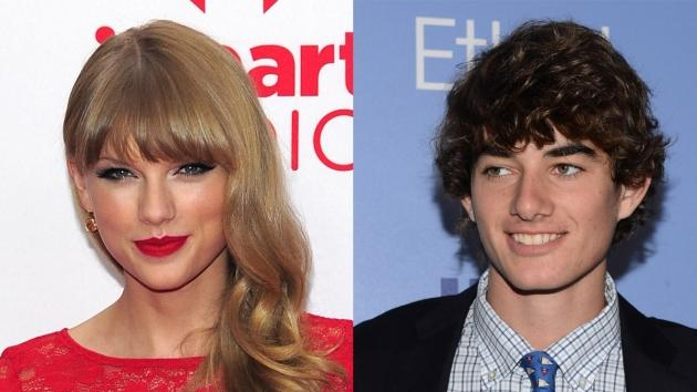 Taylor Swift, Conor Kennedy -- Getty Images