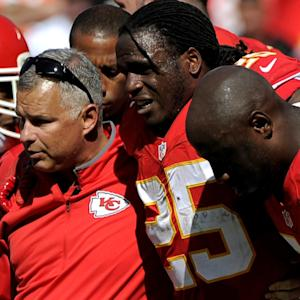 Jamaal Charles' season comes to abrupt end