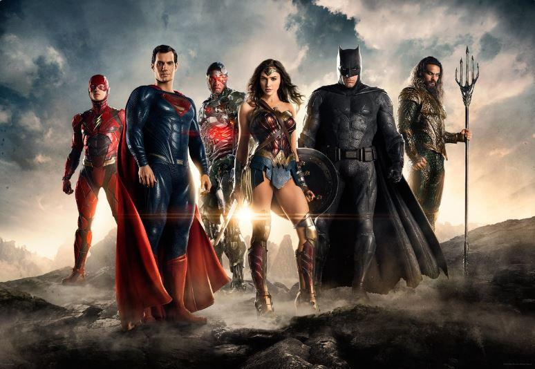 'Justice League' Teased By Warner Bros In Comic-Con Surprise – Watch
