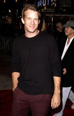Thomas Jane , star of Deep Blue Sea at the Westwood premiere of K-Pax