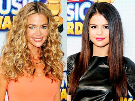 "Denise Richards Calls Charlie Sheen the ""Greatest Ex Ever,"" Selena Gomez Shows Off Her Bikini Body: Top 5 Stories"
