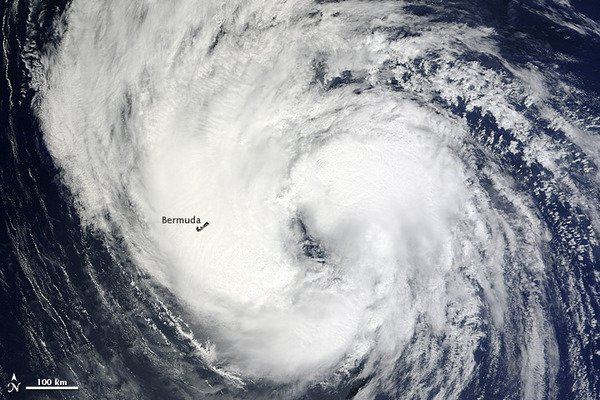 Why Hurricane Season Peaks Today