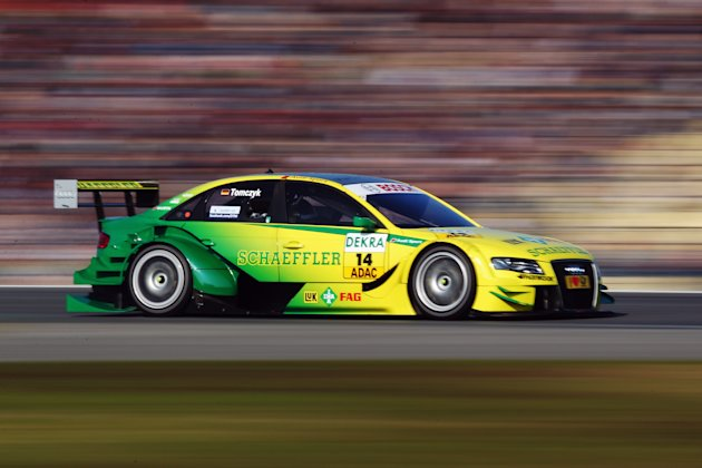 DTM German Touring Car Championship Final