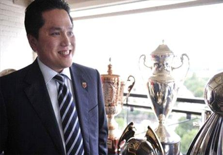 The next PSG or Man City? Erick Thohir's plans to revolutionise Inter