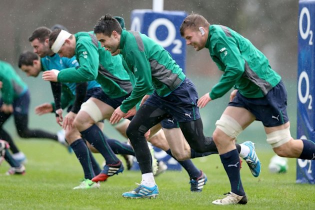 Jordi Murphy in line for Ireland debut, but Schmidt sticks with unchanged starting XV