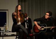 Alanis Morissette Previews New Album in Intimate L.A. Event