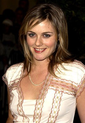 Premiere: Alicia Silverstone at the Westwood premiere of Warner Brothers' Harry Potter and The Sorcerer's Stone - 11/14/2001 