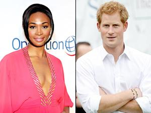 "Miss USA Nana Meriwether Crushes on Prince Harry: ""We Should Get Married!"""