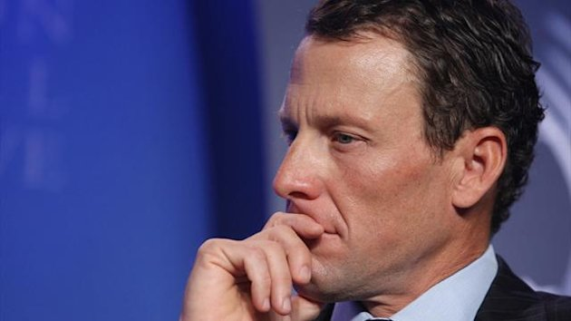 Lance Armstrong, 2012