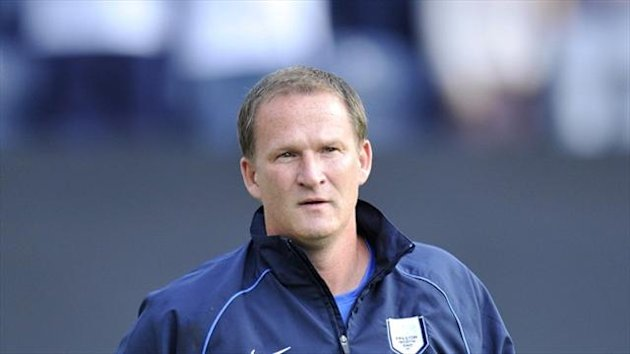 Simon Grayson felt his Preston team were well below par