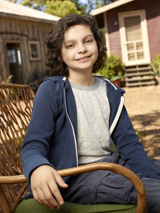 Max Burkholder as Max Braverman in &quot;Parenthood.&quot; 