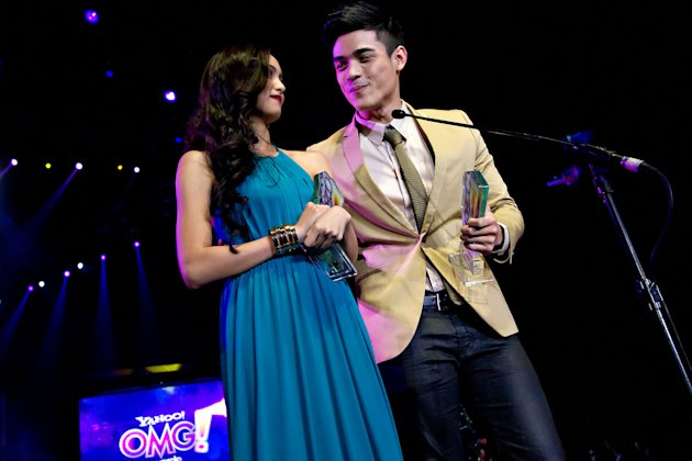 Kim Chiua and Xian Lim (Contributed photo by Tim Ramos)