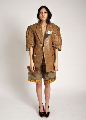 The market for Aki Goto&amp;#39;s Paper Bag Jacket may be larger than you think. (unitedbamboo.com)
