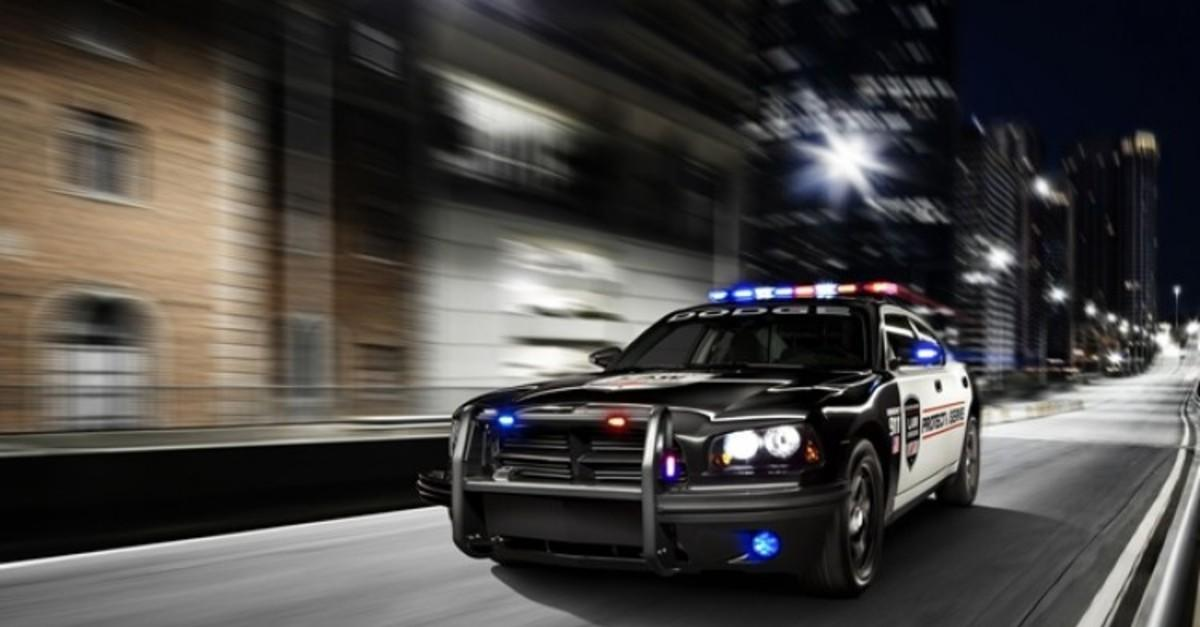 10 Badass Cop Cars You Won't Want to Mess With
