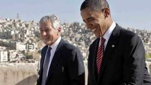 Chuck Hagel Criticized As …
