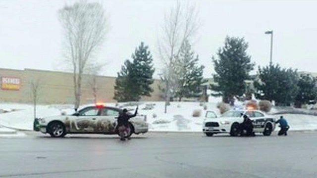Police: Location of gunman in Colorado shooting is unknown