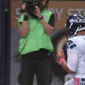 How do the Seattle Seahawks avoid an upset Sunday?
