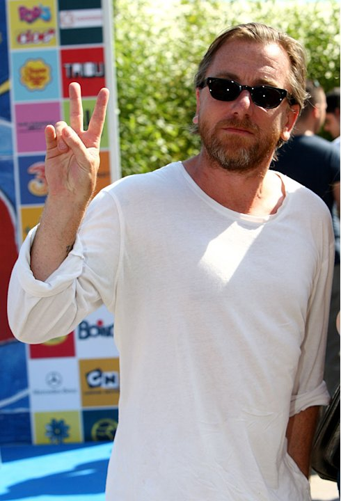 Tim Roth attends the Giffoni Film Festival on July 19, 2008 in Giffoni, Italy. 