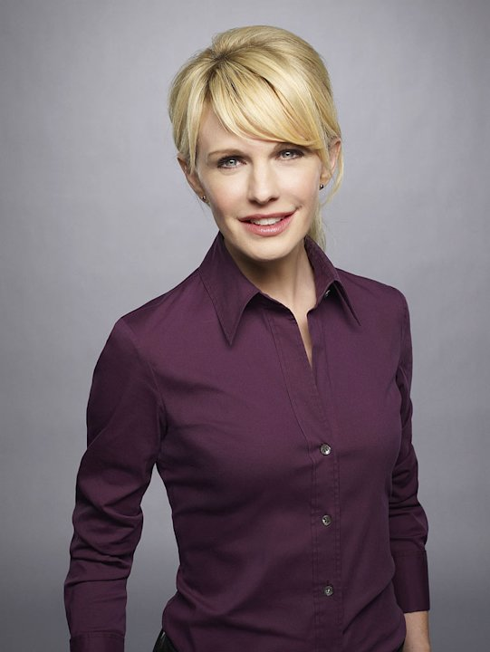 Kathryn Morris stars as Lilly Rush on &quot;Cold Case.&quot; 