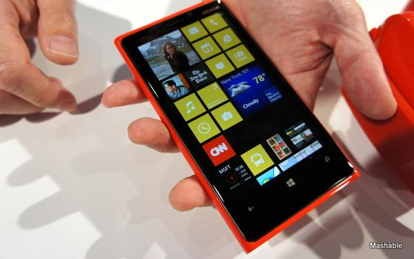 Nokia to Start Selling Lumia 920 Smartphone in November [REPORT]