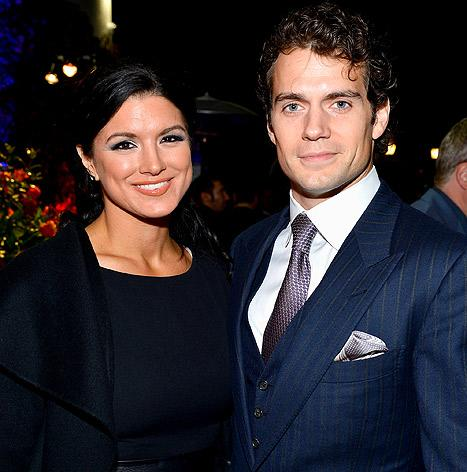 Henry Cavill and Gina Carano: What Makes Their Sexy Relationship Work