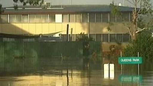 Storm Dumps 2.5 Feet of Rain On Eastern Australia