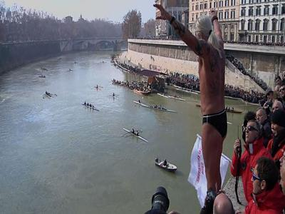 Europeans Plunge Into 2013