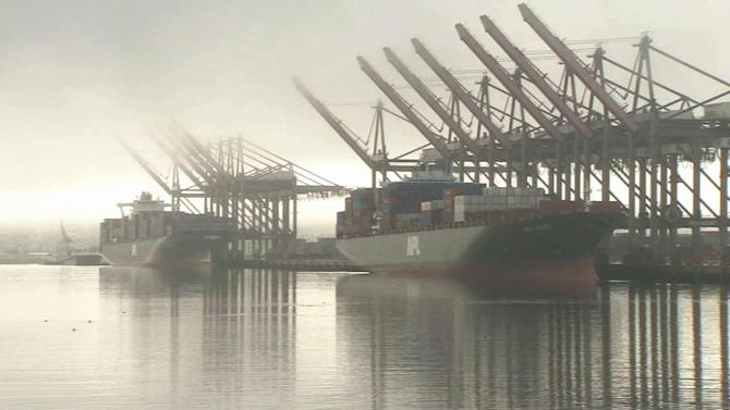 LA, Long Beach Port workers back on the job after 8-day strike