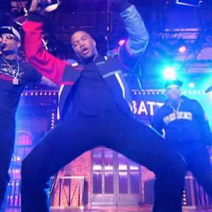 Bell Biv DeVoe Makes Surprise Appearance on 'Lip Sync Battle'