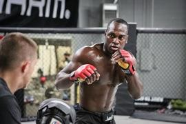 Showtime Nixes Derek Brunson From Appearing on Ultimate Fighter After Making the Show