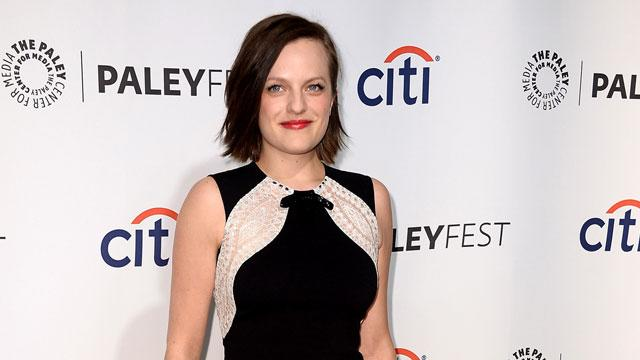 Elisabeth Moss Loves to Cry On-Stage