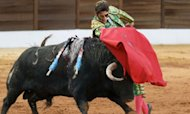 Matador Gored Through Face Makes Comeback