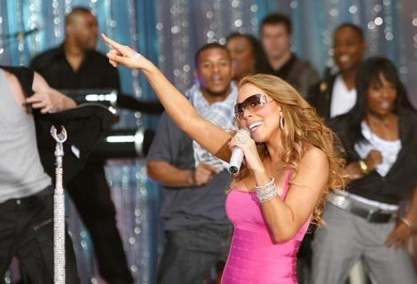 Mariah Carey Accused of Lip Syncing ... Again