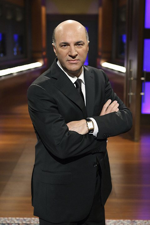 "Kevin O'Leary (venture capitalist), in ""Shark Tank."""