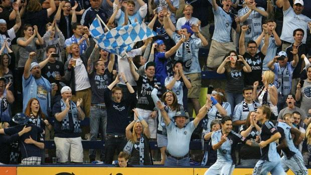 Sporting KC-Houston Dynamo was the coldest MLS match ever