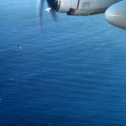 New video of Hawaii sea plane crash