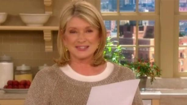 Martha Stewart Thinks Her Daughter's Tell-All Is Hilarious