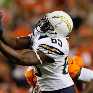 San Diego Chargers tight end Antonio Gates makes history with 31-yard catch