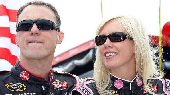 Caraviello: Fatherhood makes for a 'Happy' Harvick indeed