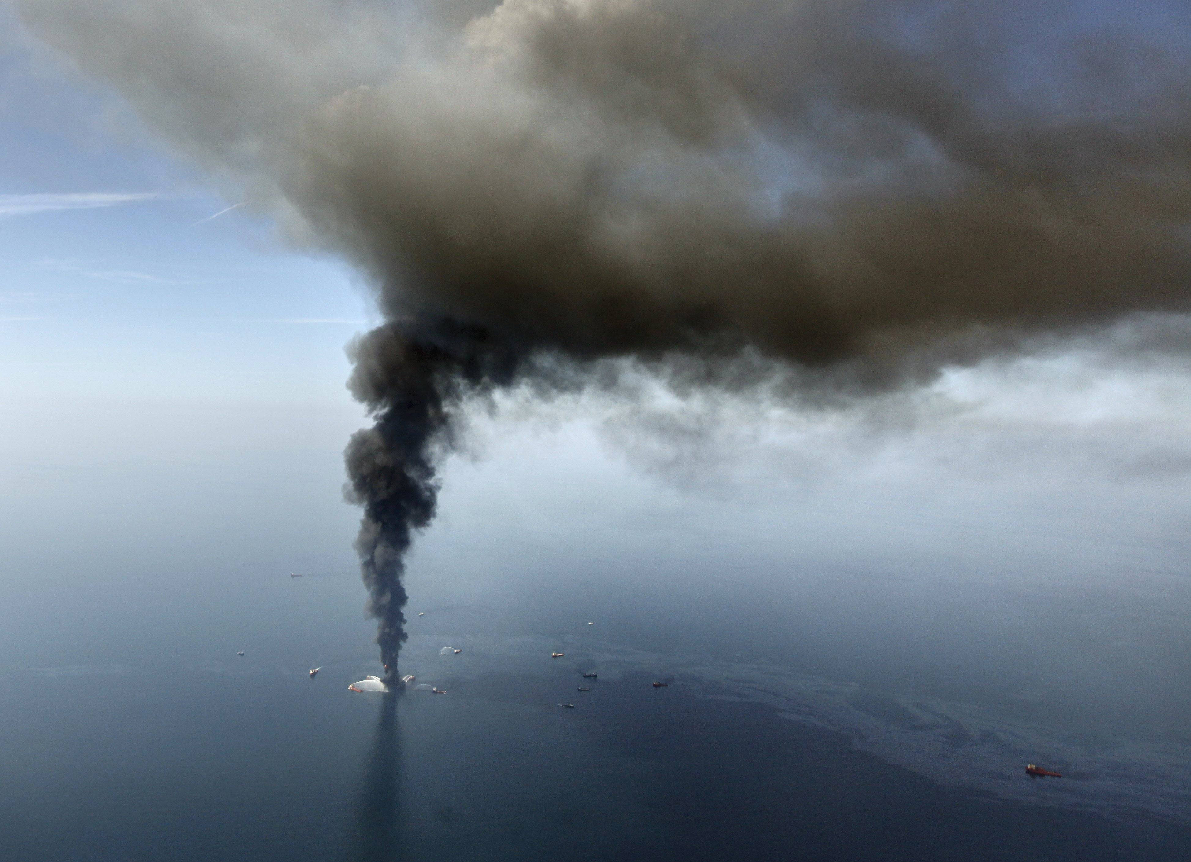 Behind the lens of 5 iconic AP photos of the BP oil spill