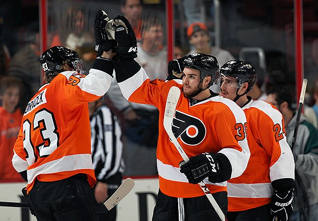 Five Reasons The Philadelphia Flyers Went From Disaster To Contender