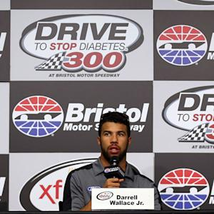Bubba talks short-track racing at Bristol