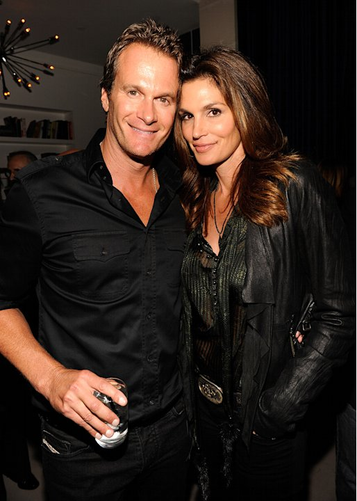 Randy Gerber Cindy Crawford Spiderman Pr
