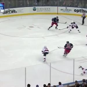 Cory Schneider Save on Dan Boyle (05:25/2nd)