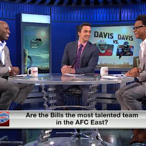 Are the Buffalo Bills the best in the AFC East?
